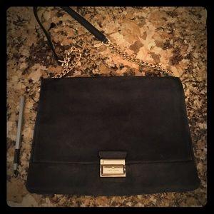 Kate Spade Suede leather purse